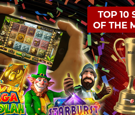 10 Of The Best Online Slot Games Released In May 2021