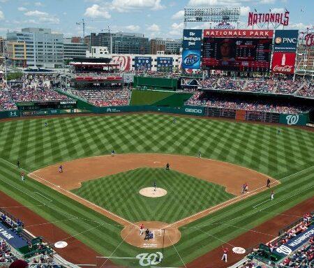 Washington D.C. Sports Betting Handle Falls 34.4% in July