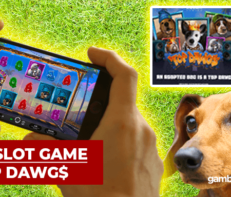 Relax Gaming's Top Dawgs Slot Supports 'Adopt a Shelter Pet Day'