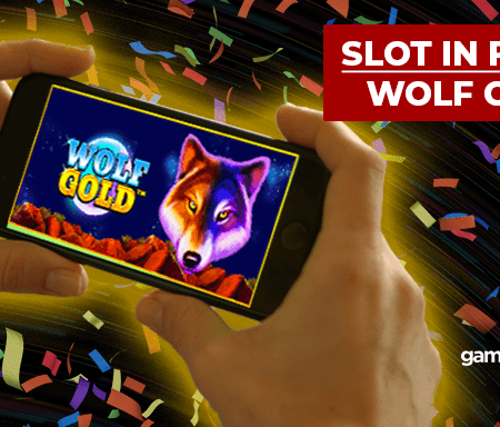 Wolf Gold by Pragmatic Play